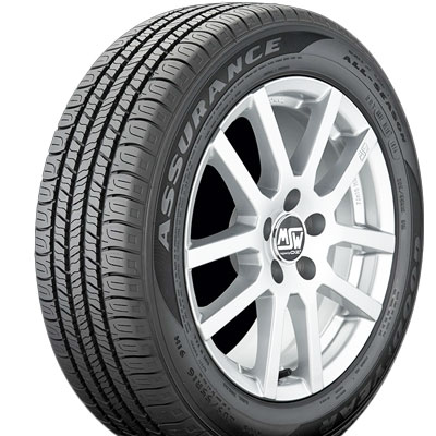 LLANTA CAMIONETA 225/65R17 GOODYEAR ASSURANCE ALL-SEASON